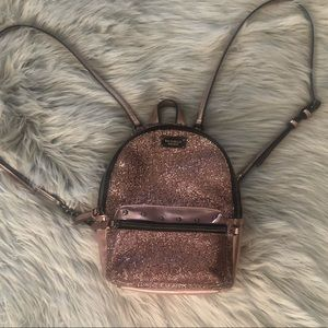 Victoria secret backpack purse
